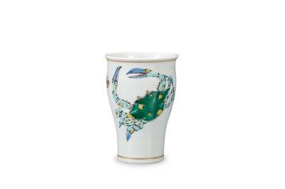 画像1: フリーカップ  かに